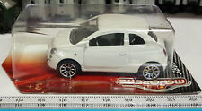 MAJORETTE STREET CARS METAL MINIATURES FIAT 500 ITALIA CAR ECHELLE 1:64 NEUF OVP