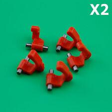 10PCS Double Lever Throttle 4 Stihl MS200 MS200T 020T 020 Chainsaw 1129 180 4000