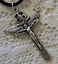 CRUCIFIX ~ NECKLACE --- (GREAT_GIFT)