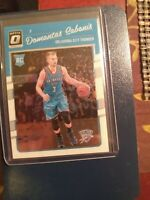 Domantas SABONIS 2016-17 Optic Rookie Card #161 RC SP PACERS ALL-STAR! INVEST!
