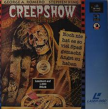 "CREEPSHOW - STEPHEN KING - LASERDISC  12""   LD (O113)"