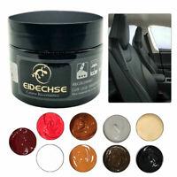 Car Seat Sofa Leather Repair Cream Color Paste Dye Color Restorer Renew Kit Tool