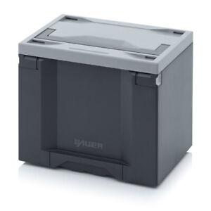 Auer Caja de Herramientas Pro 40 x 30 x 34 Sistema Maleta