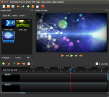 OpenShot 2018 (Easy to Use, Quick to Learn, Powerful Video Editor) Windows /Mac