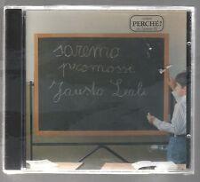 FAUSTO LEALI SAREMO PROMOSSI CD F.C. TIMBRO A SECCO SIGILLATOI!!