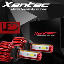 H4 HB2 9003 288W 34560LM LED Headlight Kit High/Low Beam Bulbs White 6000K Power