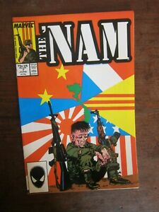 The 'Nam #7 - Michael Golden, Wayne VanSant art - war comic - Vietnam
