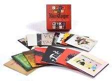 ALICE COOPER - 15 CD BOXED SET - 148 TRACKS - STUDIO ALBUMS, Orig.Art. 1969-1983