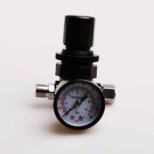 0-12Bar Guage Inline Air Pneumatic Pressure Regulator Unit Valve Tool Part