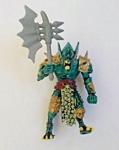 "Fantasy Undead Creature Monster Plastic Action Figure 9 cm / 3,5"" Toy Soldier"