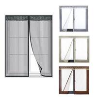 Fliegengitter Fenster Insektenschutz Magnet Vorhang Für Schiebefenster Taste DE