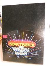 Star Trek Wraith of Khan movie cards rare full box 1982