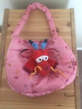 Disney Store Mulan Mushu Dragon Purse Bag Accessory Cosplay Costume
