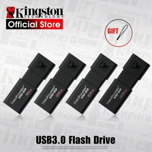Kingston USB Flash Drives 16GB 32GB 64GB 128GB USB 3.0 High Speed Pen Drive