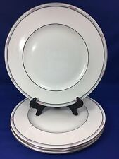 Royal Doulton SIMPLICITY H5112 Pattern DINNER PLATES Set of 4   Lot A