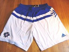 """ADIDAS NBA AUTHENTIC TORONTO USA 2016 EAST ALL-STAR GAME SHORTS SIZE 3XL+2"""""""