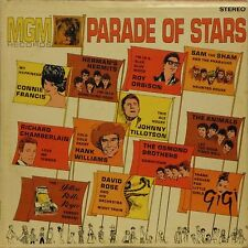 VARIOUS ARTISTS 'MGM PARADE OF STARS' US IMPORT LP