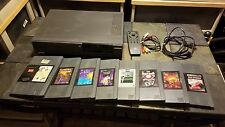 Phillips CDi (Video game system & 8 complete games w/cases)