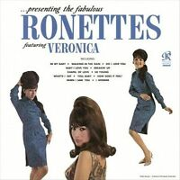 RONETTES - PRESENTING THE FABULOUS.. NEW VINYL RECORD