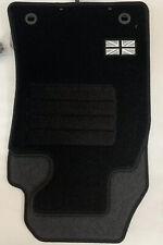 fissaggi MINI r50 r53 anno 2001-2006 TAPPETINI tappeti AUTO con logo incl