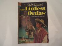 WALT DISNEY THE LITTLEST OUTLAW  1954 NO. 609 VG/EXC COND  FREE SHIPPING