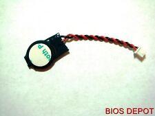 CMOS RTC Battery TOSHIBA SATALLITE 2400 2405 2410 2415 2455 Series SHIP from USA