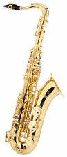 Lechgold LTS-20L Tenor Saxophon Messing Lackiert Leicht Koffer Mundstück Saxofon