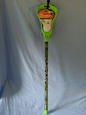 "New Franklin Lacrosse Youth Jr 32"" Stick & Ball Starter Set Learn Train green"