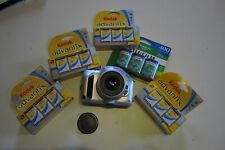 Nikon Pronea S Aps Rangefinder Film Camera,Mint,Fresh Batteries,12 Roll of Film