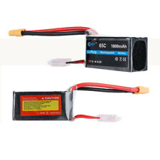 4S 11.1V 45C 1800mAh LiPo Battery XT60 953475B for RC Helicopter Car Boat Drone