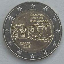2 Euro Malta 2016 Tempel von Ggantija unz.
