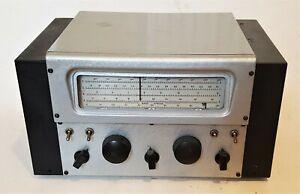 Radio receiver NC46