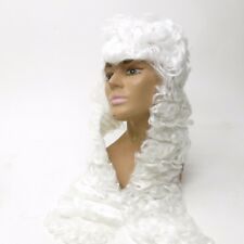 Lacey Costume Wig of New York Collection 17th 18th Century Judge Wig NOS
