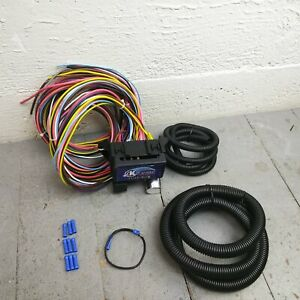 Wire Harness Fuse Block Upgrade Kit for 1987 - 1988 BMW E24 M6 rat rod
