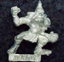 1994 Goblin 5 BLOODBOWL 3rd Edition Citadel Fantasy Football Team Underworld GW