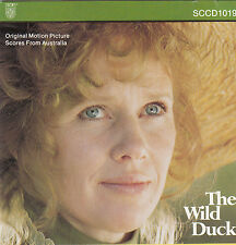 The Wild Duck-1983/Frog Dreaming-1984-2 Australia Movie Soundtrack-55 Minutes-CD