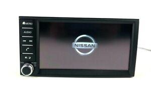 "2019 Nissan Frontier OEM Radio 7"" Display & Receiver 28021 9BS0C"