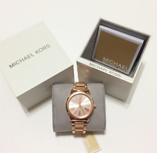 Michael Kors Hartman Rosegold-tone Ladies Watch