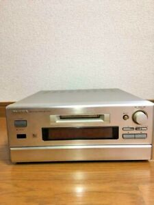 """""""JUNK"""" ONKYO MD-122MX Mini Disc Silver Audio MD cannot be read Free Shipping"""