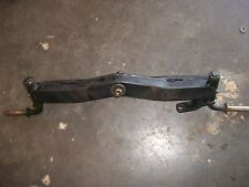 TROY BILT LAWN MOWER LTX 16 MODEL 13037 COMPLETE FRONT AXLE AND SPINDELS