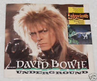 "DAVID BOWIE:7""-UNDERGROUND-ORIG.1° PRESS ITALY EX+"