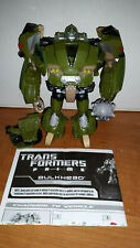 Transformers Prime First Edition Bulkhead Voyager Back Door Off