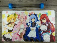 YuGiOh Dragonmaid /ドラゴンメイド Deck Custom Trading Card Game Playmat Free Best Tube