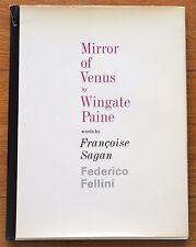 WINGATE PAINE - MIRROR OF VENUS - 1966 1ST EDITION & 1ST PRINTING - NICE COPY