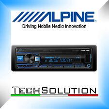 Alpine UTE-200BT Autoradio Stereo USB AUX Bluetooth 2 Pre Out - Garanzia ITALIA