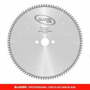 Lama Sega Circolare per Alluminio e Plastica 250-300-350 mm Professionale | B...
