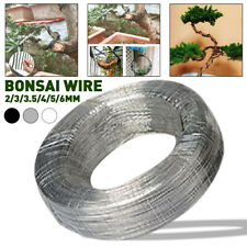 Bonsai Anodized Aluminum Training Styling Tree Craft Florist Wires Tools 2mm 1