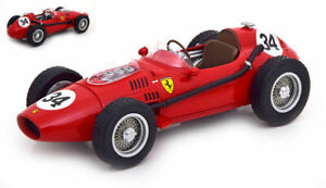 Modellino auto formula 1 F1 scala 1:18 CMR FERRARI DINO 246 MUSSO MONACO GP