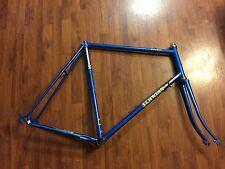"Schwinn World Sport Cr-Mo Steel Road Bike Frame and Fork - 27"" - 56cm"