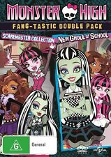 Monster High - Scaremaster Collection / New Ghoul In School : NEW DVD
